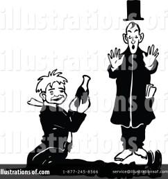 royalty free rf drunk clipart illustration 1115172 by prawny vintage [ 1024 x 1024 Pixel ]
