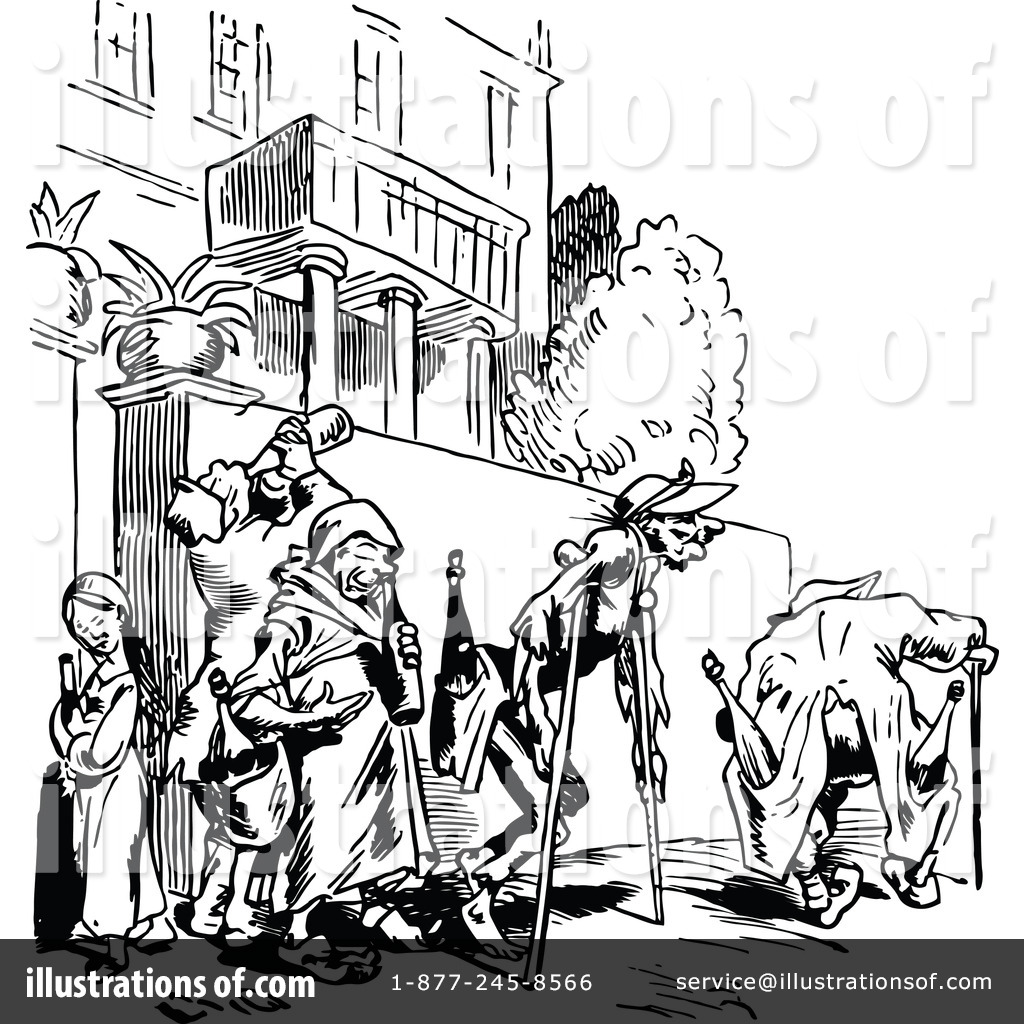hight resolution of royalty free rf drunk clipart illustration 1147657 by prawny vintage