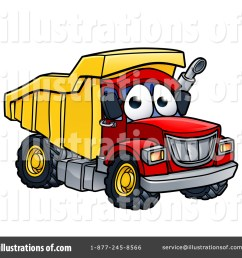 royalty free rf dump truck clipart illustration 1458896 by atstockillustration [ 1024 x 1024 Pixel ]