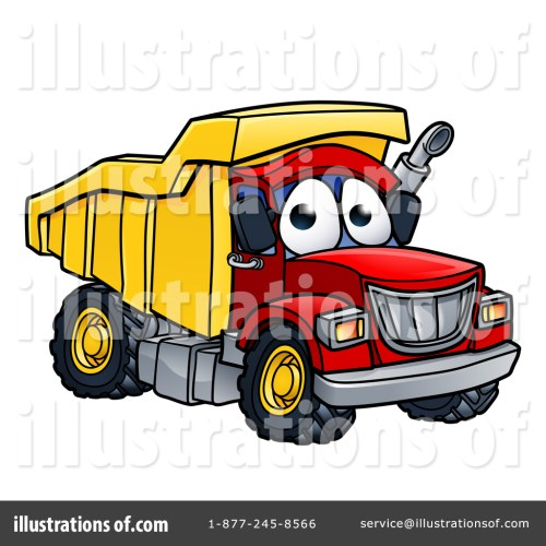 small resolution of royalty free rf dump truck clipart illustration 1458896 by atstockillustration