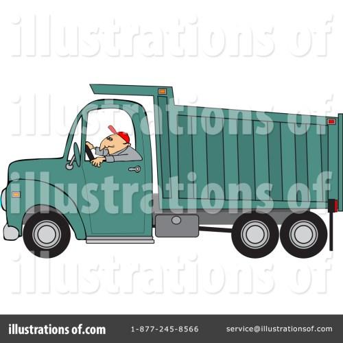 small resolution of royalty free rf dump truck clipart illustration 1443978 by djart