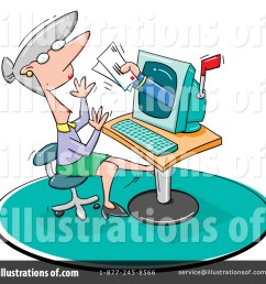 royalty free rf email clipart illustration 70716 by jtoons [ 1024 x 1024 Pixel ]