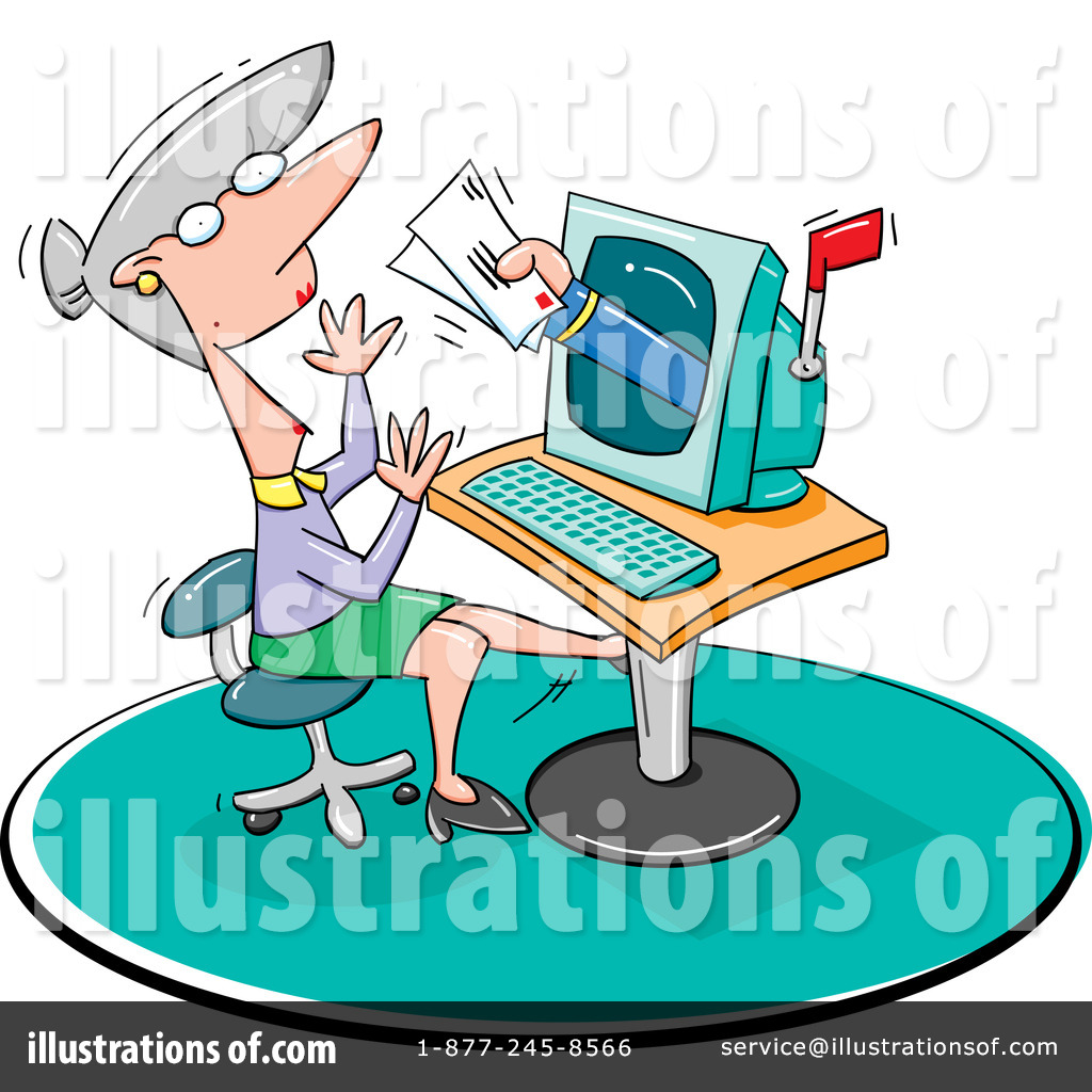 hight resolution of royalty free rf email clipart illustration 70716 by jtoons