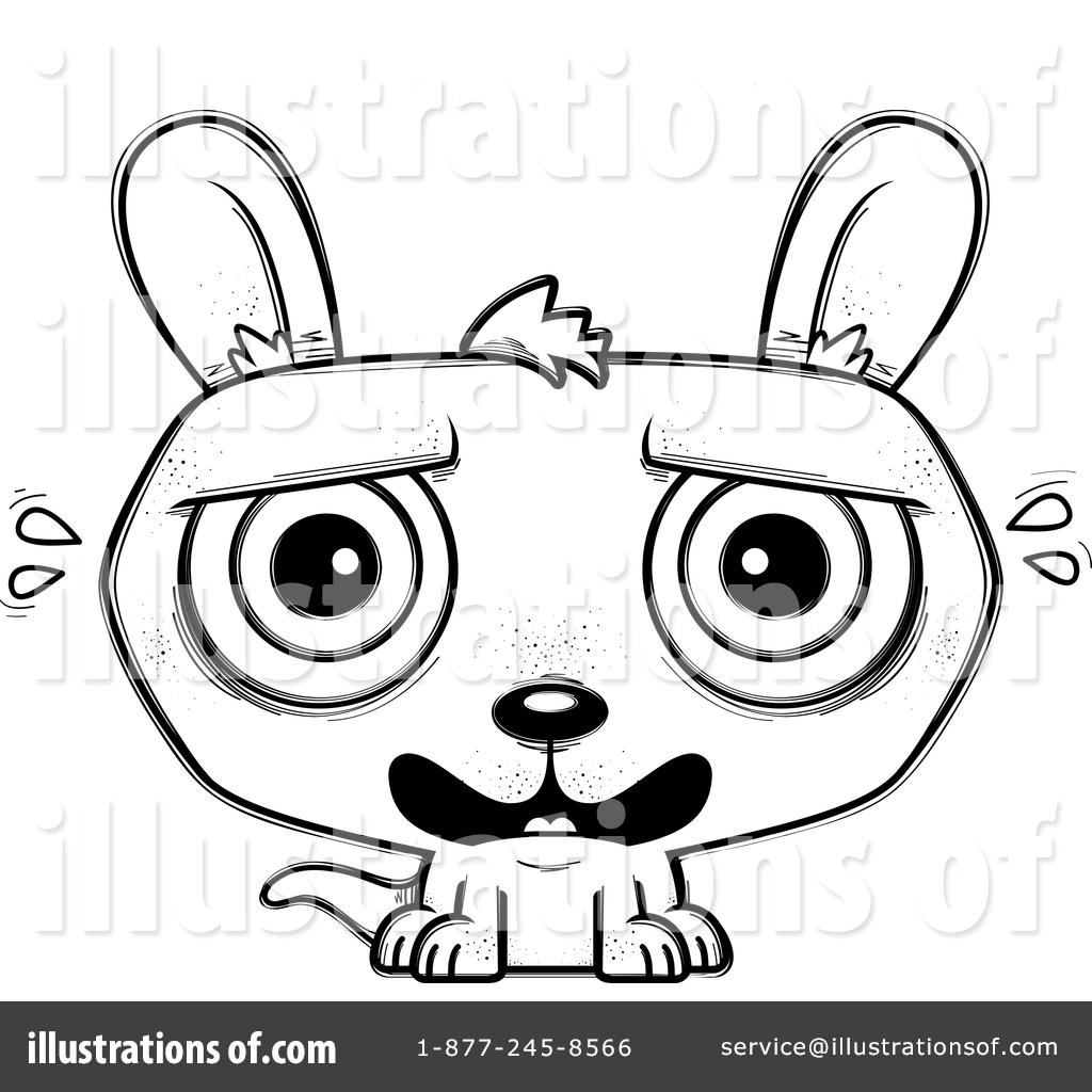 Evil Kangaroo Clipart