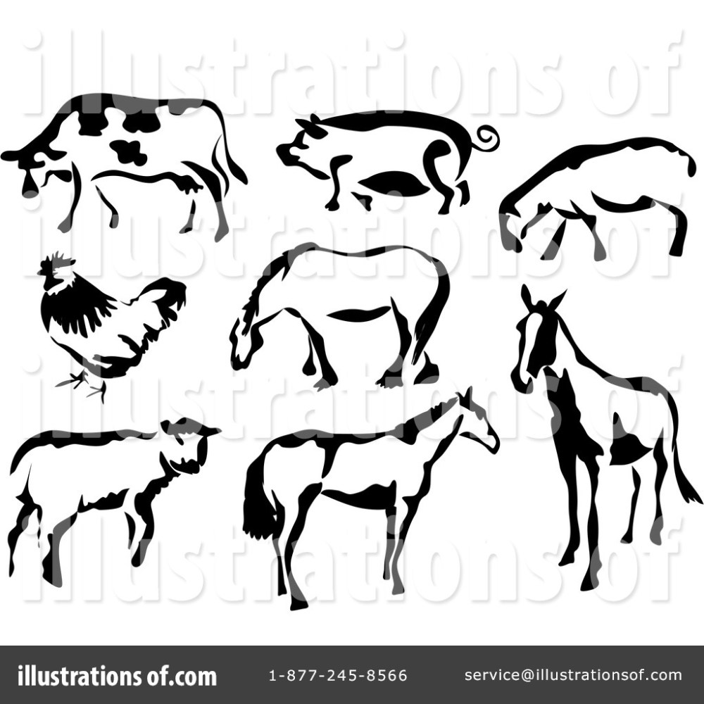 medium resolution of royalty free rf farm animals clipart illustration 41758 by prawny