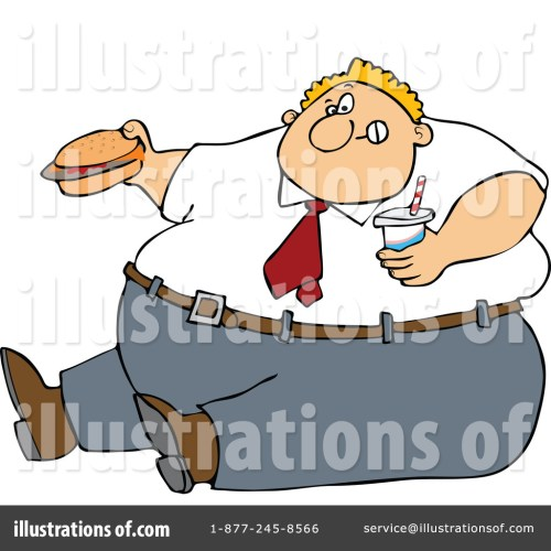 small resolution of royalty free rf fat man clipart illustration 1110169 by djart