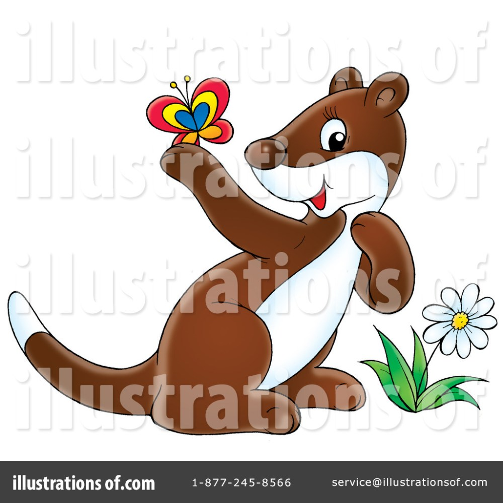 medium resolution of royalty free rf ferret clipart illustration 32596 by alex bannykh