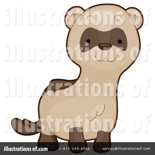 small resolution of royalty free rf ferret clipart illustration by bnp design studio stock sample