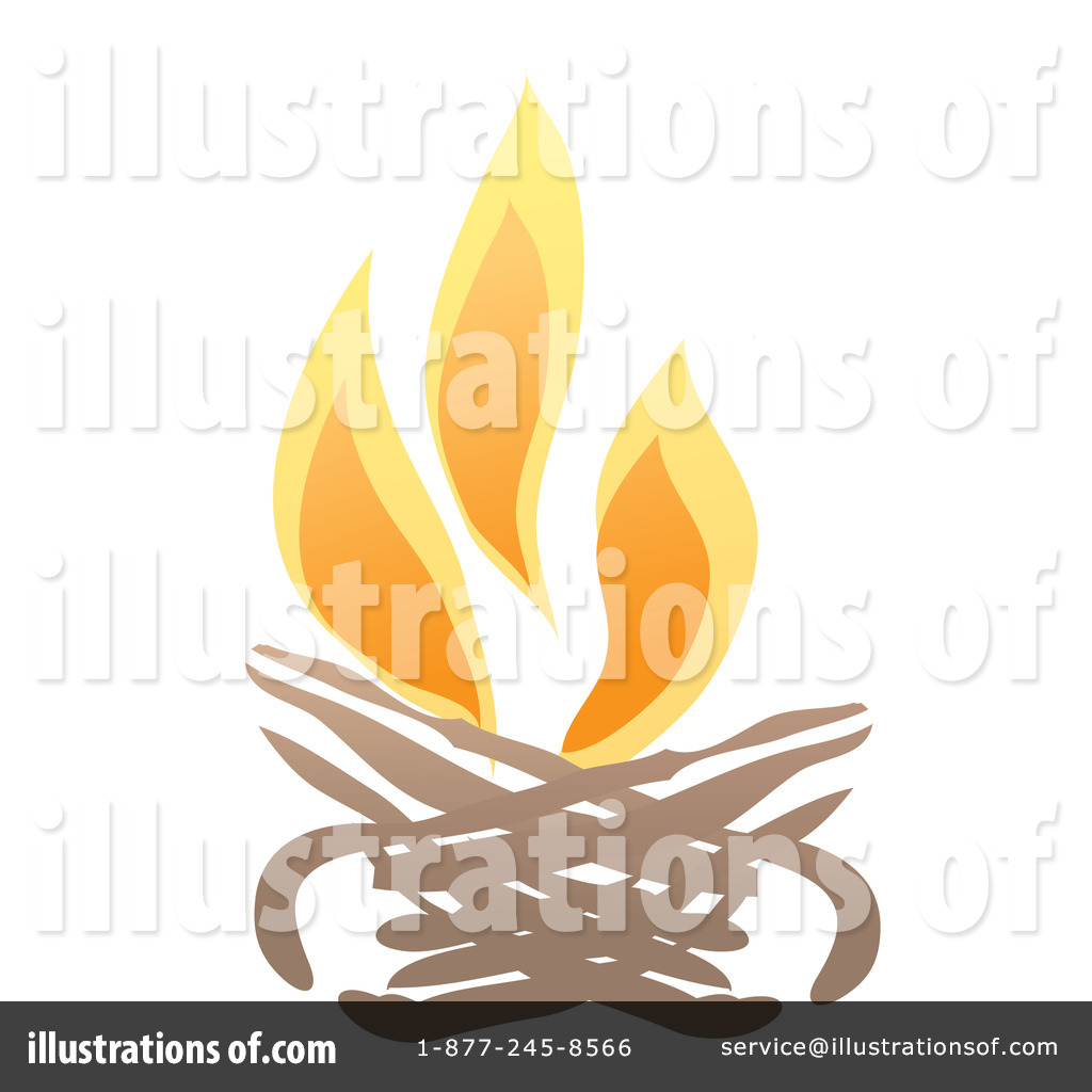 hight resolution of royalty free rf fire clipart illustration 14211 by rasmussen images