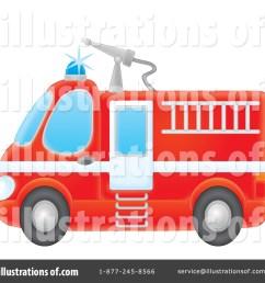 royalty free rf fire truck clipart illustration by alex bannykh stock sample [ 1024 x 1024 Pixel ]