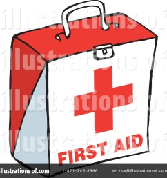 royalty free rf first aid clipart illustration 65553 by dennis holmes designs [ 1024 x 1024 Pixel ]