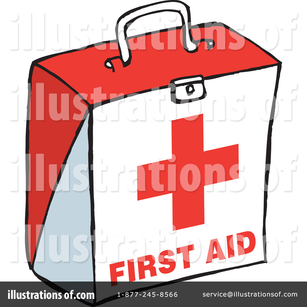hight resolution of royalty free rf first aid clipart illustration 65553 by dennis holmes designs