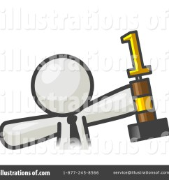 royalty free rf first place clipart illustration by leo blanchette stock sample [ 1024 x 1024 Pixel ]
