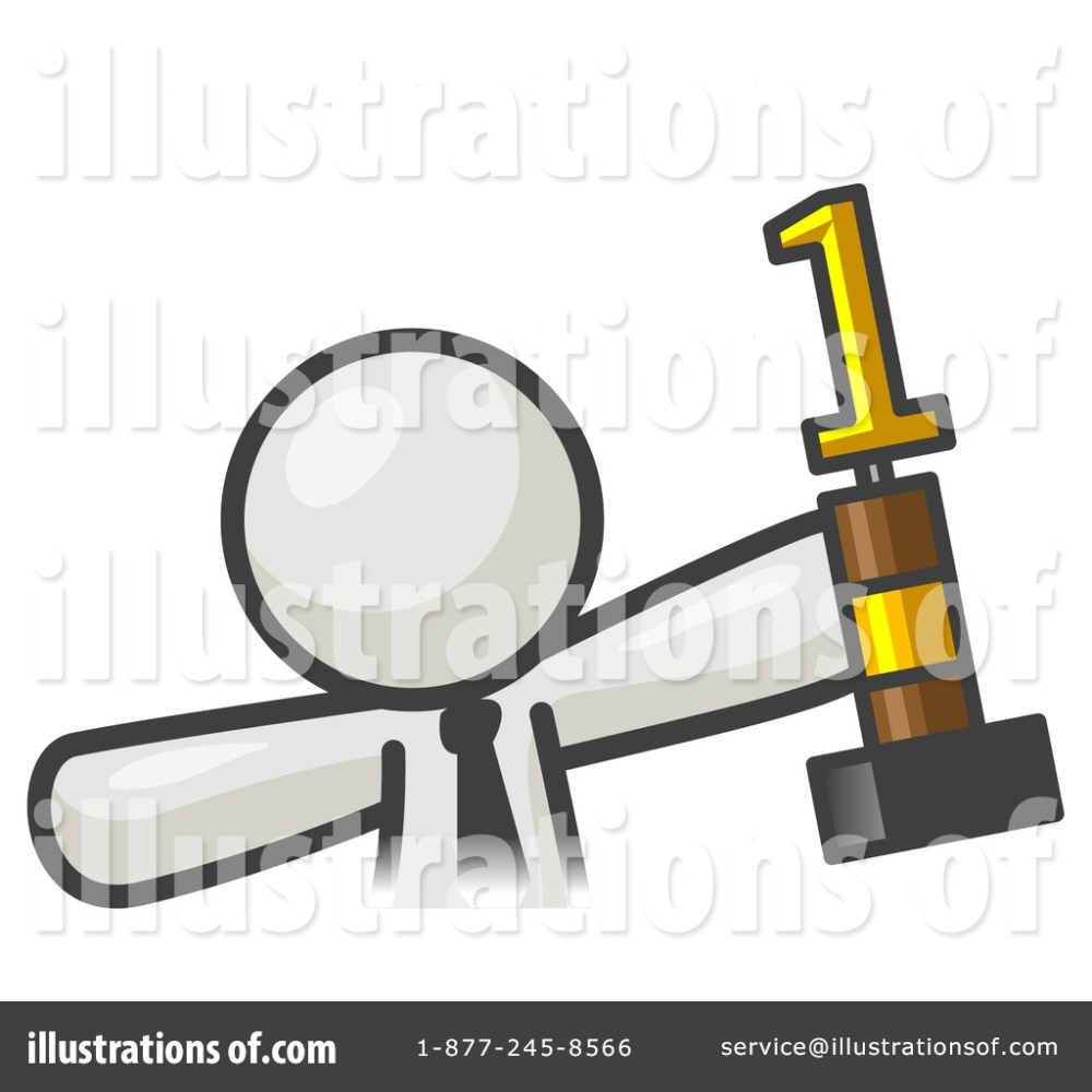 medium resolution of royalty free rf first place clipart illustration by leo blanchette stock sample