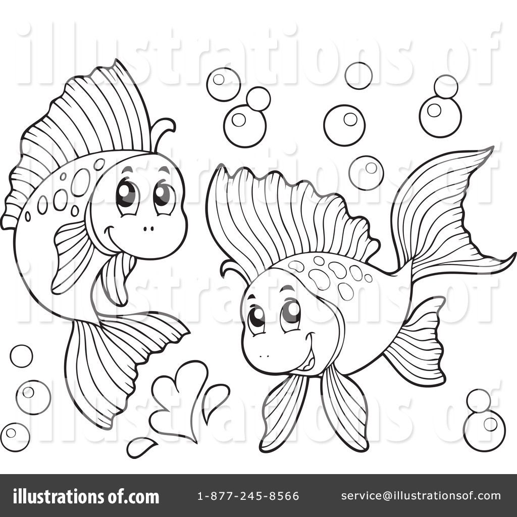 hight resolution of royalty free rf fish clipart illustration 1096940 by visekart