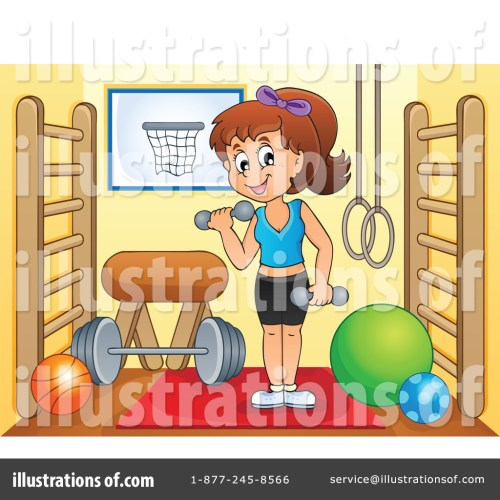 small resolution of royalty free rf fitness clipart illustration 1182678 by visekart