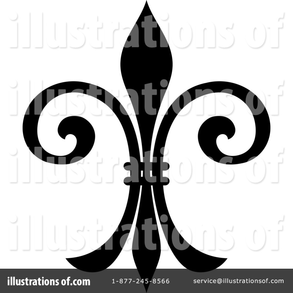 medium resolution of royalty free rf fleur de lis clipart illustration 1235136 by vector tradition sm