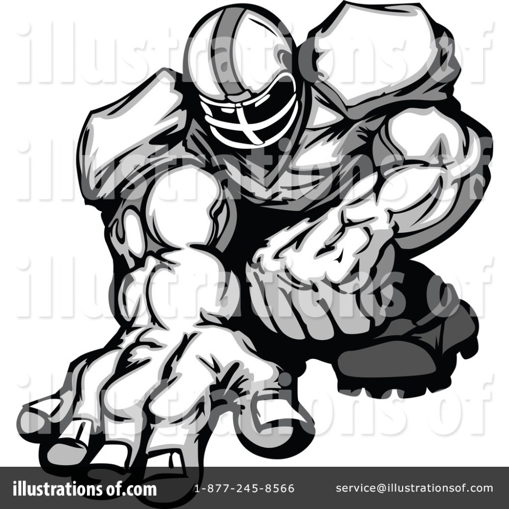 medium resolution of royalty free rf football clipart illustration 1088990 by chromaco