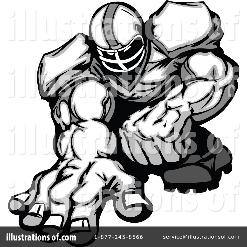 hight resolution of royalty free rf football clipart illustration 1088990 by chromaco