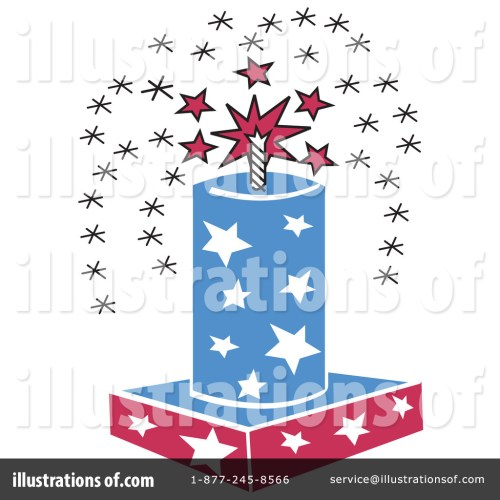 small resolution of royalty free rf fourth of july clipart illustration 14441 by andy nortnik