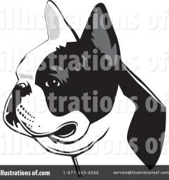 royalty free rf french bulldog clipart illustration by david rey stock sample [ 1024 x 1024 Pixel ]