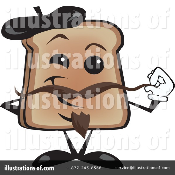 French Toast Clipart 1110499 Illustration by Dennis