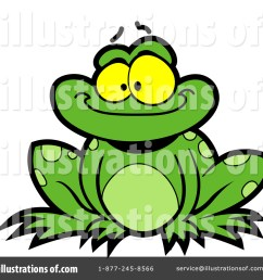 royalty free rf frog clipart illustration by clip art mascots stock sample [ 1024 x 1024 Pixel ]