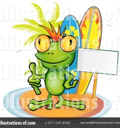 royalty free rf frog clipart illustration 1459998 by domenico condello [ 1024 x 1024 Pixel ]