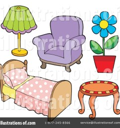 royalty free rf furniture clipart illustration 213543 by visekart [ 1024 x 1024 Pixel ]