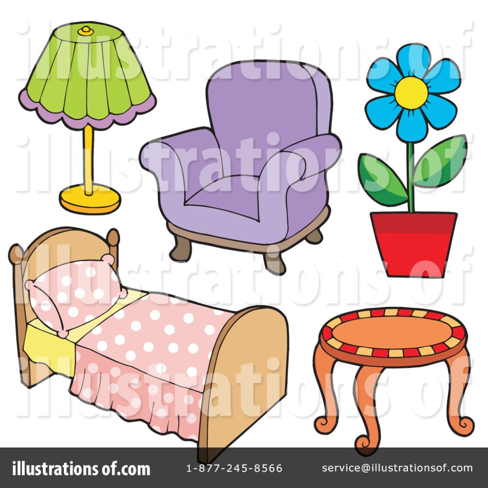 medium resolution of royalty free rf furniture clipart illustration 213543 by visekart