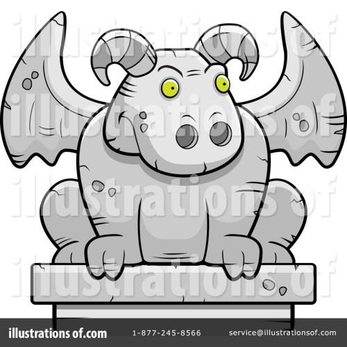 small resolution of royalty free rf gargoyle clipart illustration 94414 by cory thoman