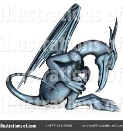 royalty free rf gargoyle clipart illustration 1071386 by ralf61 [ 1024 x 1024 Pixel ]