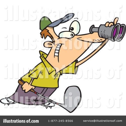 small resolution of royalty free rf golfing clipart illustration 441679 by toonaday