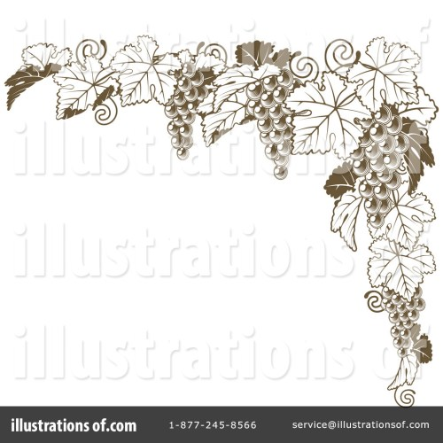 small resolution of royalty free rf grape vine clipart illustration 1209702 by atstockillustration
