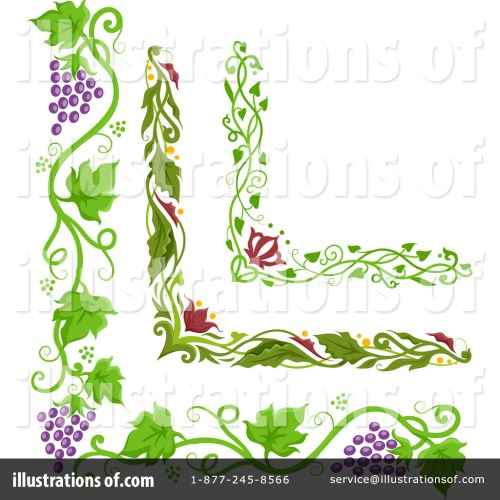 small resolution of royalty free rf grapevine clipart illustration by bnp design studio stock sample