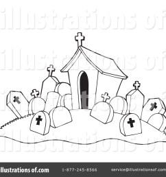 royalty free rf graveyard clipart illustration 230268 by visekart [ 1024 x 1024 Pixel ]