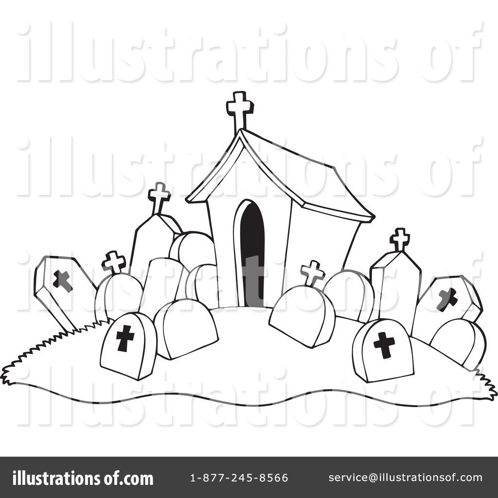hight resolution of royalty free rf graveyard clipart illustration 230268 by visekart
