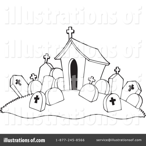 small resolution of royalty free rf graveyard clipart illustration 230268 by visekart