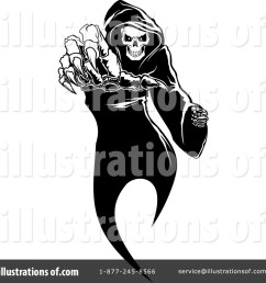 royalty free rf grim reaper clipart illustration 1128197 by vector tradition sm [ 1024 x 1024 Pixel ]