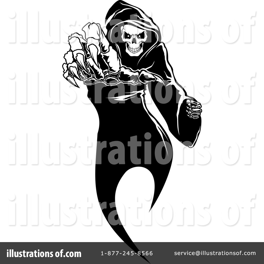 hight resolution of royalty free rf grim reaper clipart illustration 1128197 by vector tradition sm