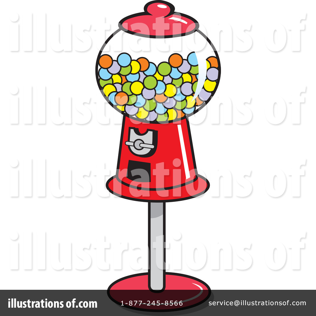hight resolution of royalty free rf gumball machine clipart illustration by johnny sajem stock sample