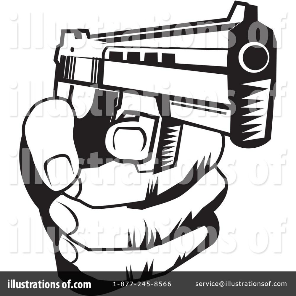 medium resolution of royalty free rf gun clipart illustration 225847 by david rey