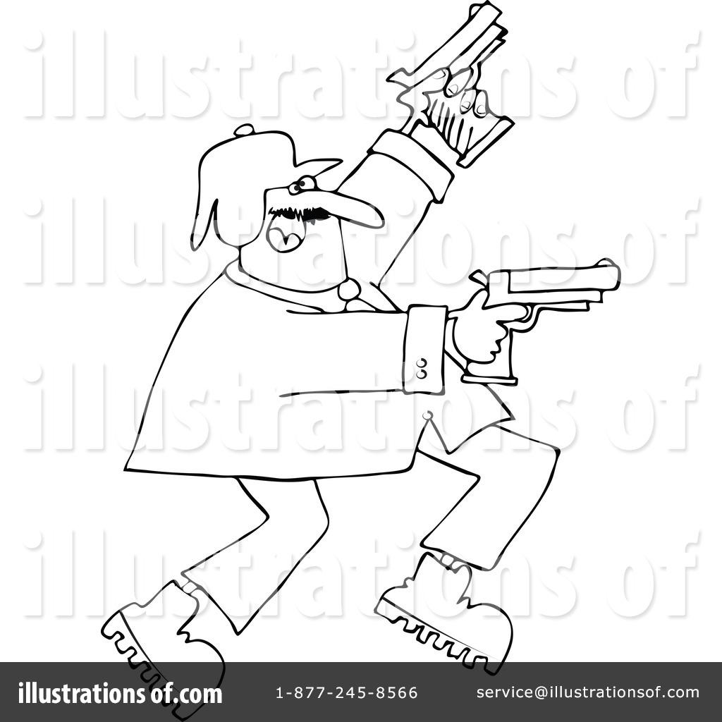 Gun Clipart By Djart