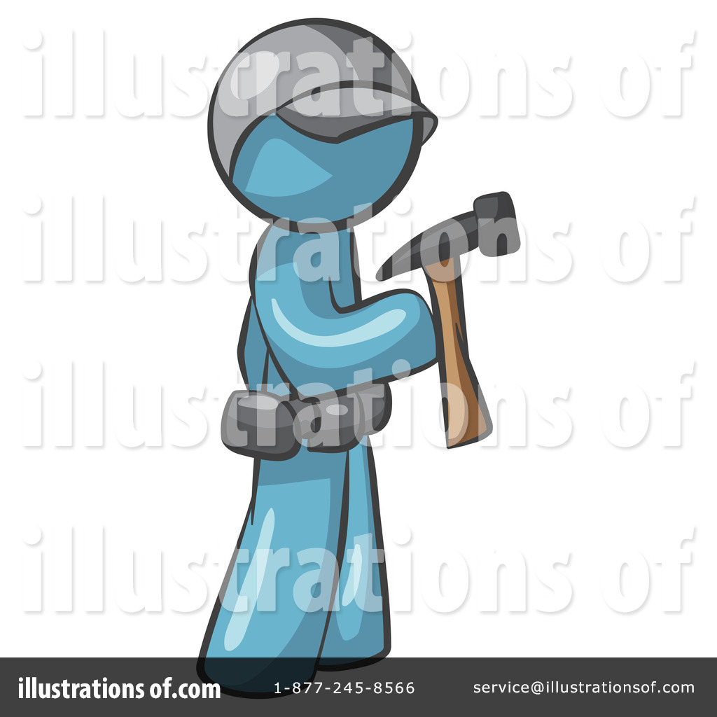 hight resolution of royalty free rf hammer clipart illustration 219928 by leo blanchette