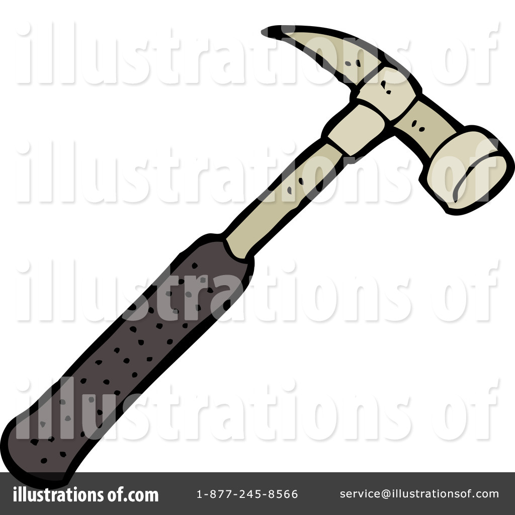 hight resolution of royalty free rf hammer clipart illustration 1195539 by lineartestpilot