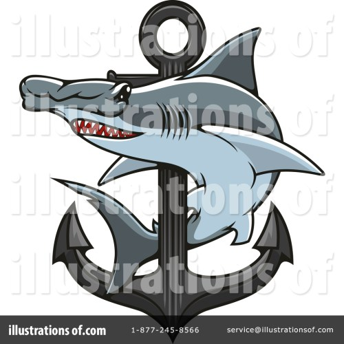 small resolution of royalty free rf hammerhead shark clipart illustration 1421197 by vector tradition sm