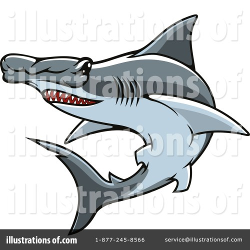small resolution of royalty free rf hammerhead shark clipart illustration 1443526 by vector tradition sm