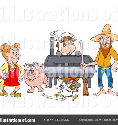 royalty free rf hillbilly clipart illustration 1224169 by lafftoon [ 1024 x 1024 Pixel ]