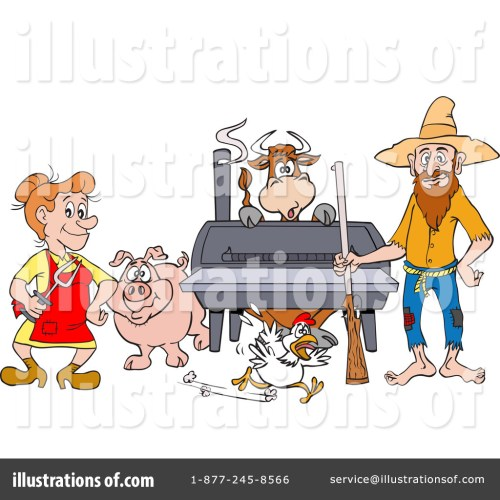 small resolution of royalty free rf hillbilly clipart illustration 1224169 by lafftoon
