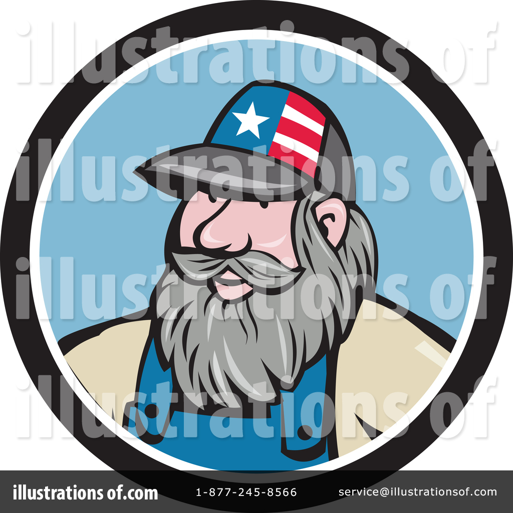 hight resolution of royalty free rf hillbilly clipart illustration 1396339 by patrimonio